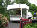 our mobile sausage trailer is a great addition to your party