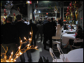 catered car dealership Christmas party on Long Island