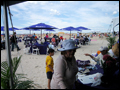 catering a corporate event on Jones Beach Long Island
