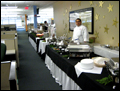 buffet style corporate catering services