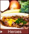 italian sausage, philly cheese steaks Farmingdale