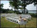 long island wedding by the water