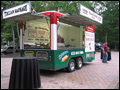 mobile food truck offers catering services